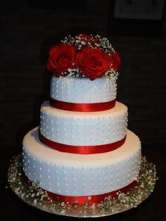 tortas decoradas con flores naturales - Buscar con Google
