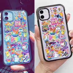Casetify Iphone 11 pro Lisa Frank case on Mercari Girly Phone Cases, Pretty Iphone Cases, Diy Phone Case, Iphone Phone Cases, Iphone Case Covers, Iphone 11, Lisa Frank Phone Case, Aesthetic Phone Case, Cute Cases