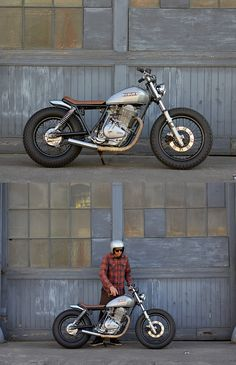 1980 suzuki GN 400, by Holiday Customs » Design You Trust. Design, Culture & Society.