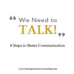 How to Talk to Someone You Love: 8 steps to better conversations