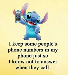 But not his.so long meant deleting the existence But not his.so long meant deleting the existence You are in the right place about Stitching quotes Here we offer you the most beaut Funny True Quotes, Funny Relatable Memes, Funny Texts, Funny Jokes, Funny Art, Funny Disney Memes, Disney Quotes, Lilo And Stitch Memes, Stich Quotes