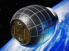 Interstellar News Blog: Private Space Habitat to Blow Up on ISS Next Year
