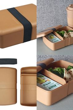 Lunchbox TIME-OUT BOX is made from bioplastic PLA. Various colours avaiable