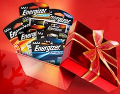 FREE Energizer Holiday Battery Bonanza Sweepstakes on http://hunt4freebies.com/sweepstakes