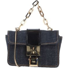Dsquared2 Cross-body Bag ($420) ❤ liked on Polyvore featuring bags, handbags, shoulder bags, blue, leather crossbody handbags, leather purse, leather handbags, blue leather shoulder bag and crossbody satchel