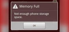 Tips On In: Tips Fix Full Memory on smartphone