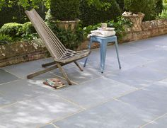 Mandalay Blue Riven Limestone from Mandarin Stone. A cost -effective yet striking grey/blue Limestone suitable for interior and exterior use. A riven texture makes for a naturally slip resistant surface. http://www.mandarinstone.com/product/_/100/mandalay-blue-riven-limestone-tile/?cid=11