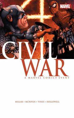 Civil War Reading List/Comic Vine