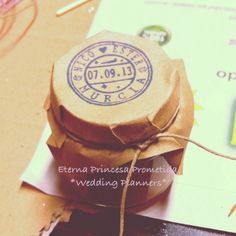 Mermeladas artesanas personalizadas para nuestras bodas #detalleparainvitados #eternaprincesaprometida #wedding