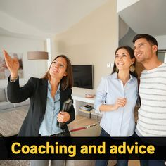 Coaching and advice Sell House, Sell Your House Fast, Selling Your House, Coaching, Advice, Things To Sell, Tops, Training, Tips