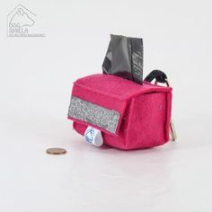 """Kotbeutel – Tasche """"little heaven"""" pink  14,90€"""