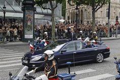 2000 Peugeot 607 Paladine - President Nicolas Sarkozy