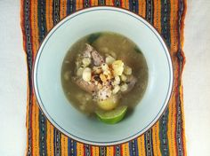 Mexican Pozole Soup by ext212, via Flickr