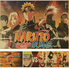 💫Vintage Naruto Uzumaki Posters💫  best Anime Merchandise at 💣 AnimeGoodys.com  now just 💥$2.28 💥!!!  💢Get yours here! 💢> > > https://animegoodys.com/vintage-cartoon-anime-naruto-comics-uzumaki-naruto-poster-retro-kraft-paper-bar-cafe-home-decor-painting-wall-sticker/    #Anime #animes #fairytail #deathnote #onepiece #attackontitan #shingekinokyojin #blackbutler #naruto #narutoshippuden #tokyoghoul #owarinoseraph #otaku #animefacts #swordartonline #pokemon #sao #kpop #onepunchman…