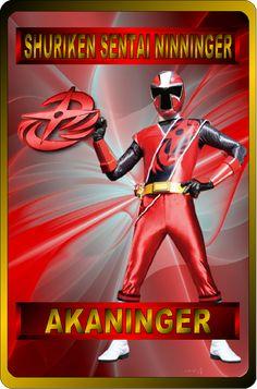 Akaninger by rangeranime