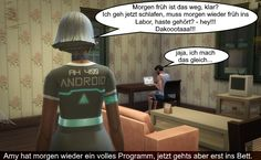 Sims 4 Welt Story – Der Impfstoff in Strangerville The Sims, Sims 4 Stories, Amy, 4 Story, Good Enough