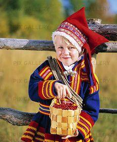 Sampi boy (Scandinavia)