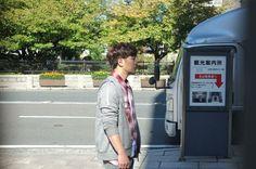 ภาพที่ถูกฝังไว้ Jin Goo, Landline Phone, Actors, Actor