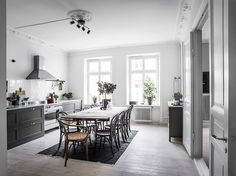 my scandinavian home: Get the look: a calm Swedish apartment!