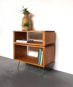 Fresh Media Console Table Cabinet