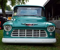 1955 Chevy 3100 pick up | Flickr - Photo Sharing!