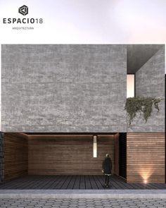 """251 Likes, 4 Comments - ⠀⠀⠀ ⠀⠀⠀Espacio 18 Arquitectura (@espacio18) on Instagram: """"Casa Once. Con el brother @cuetoarquitectura empezamos en dos semanas …"""""""