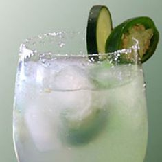 Best Margarita Recipes - Cinco De Mayo Margarita Drinks - Delish.com  Try the Cucumber Jalepeno Margarita (#4).  Seriously delicious!