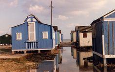 Casotti del Poetto - Poetto's beach huts