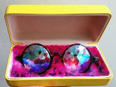 HOLES Kaleidoscope glasses