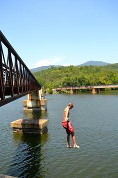 Bridge Jumping!