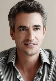 "Dermont Mulroney.. I don't care that his hair is gray, he's hot. I've loved since my mom introduced me to ""My Best Friend's Wedding"""