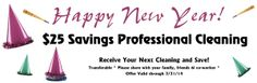 Happy New Year Cleaning Special! #dental2000nj