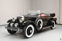 1927 Cadillac Series 314 Double Cowl Sport Phaeton