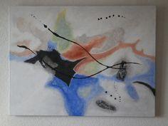 Dino Buchmann, Ohne Titel 5, 2016, Acryl auf Leinwand, BxH 80x60 cm on ArtStack #dino-buchmann #art