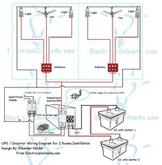 Mga alternator and negative earth conversion incredible wiring ups inverter wiring instillation for 2 rooms with wiring diagram asfbconference2016 Gallery