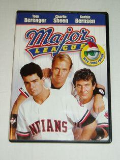 Movie DVD - Major League