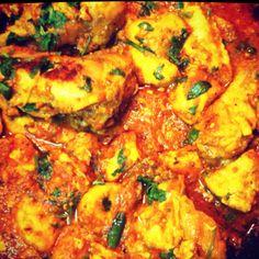 Chicken Karhai - Pakistani