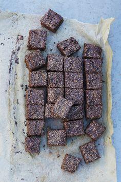 Gooey Vegan chocolate brownies | Honestly Healthy Natasha corrett recipe | Gluten free   http://www.honestlyhealthyfood.com/blogs/honestly-healthy-food/17967021-gooey-vegan-chocolate-brownies