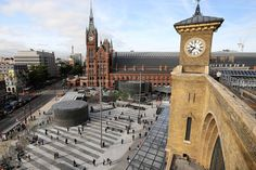 Tristram Hunt: These new public spaces - like King's Cross Square - are giving us back our city