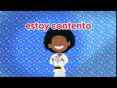 Sentimeintos, Estdos de ánimo. Feelings. Flashcards en español. Un forma sencilla de aprender vocabulario básico en español. Bits de Inteligencia.