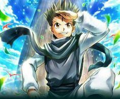 Find images and videos about anime, manga and hunter x hunter on We Heart It - the app to get lost in what you love. Manga Art, Anime Manga, Anime Guys, Anime Art, Killua, Hisoka, Hunter Anime, Hunter X Hunter, Ging Freecss