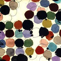 #fabrics #textiles #design  Luli Sanchez - textile designer