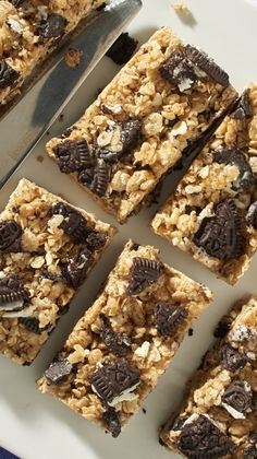 Portable, lunch bag packable, after-school car-poolable--these No-Bake OREO Bars go wherever you need them to and taste great.