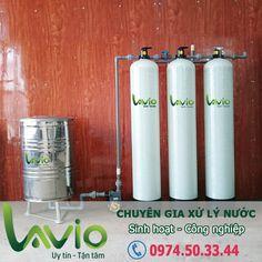 hệ thống lọc nước giếng khoan gk03c