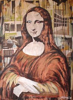 Mona Lisa [Stanislav Belovski] (Gioconda / Mona Lisa)