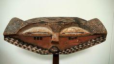 Pende Mask, Congo