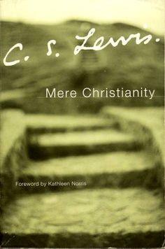 Mere Christianity: C. S. Lewis, Kathleen Norris: 9780060652920: Amazon.com: Books