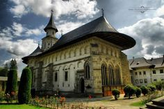 Putna Monastery, The Romanian Jerusalem Early Christian, Romania, Temple, Places To Visit, To Go, Exterior, Traditional, Mansions, Landscape