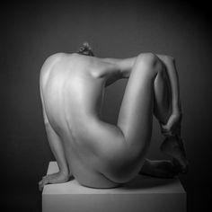 Photographer Andrey Stanko- The Cube - FINE ART - Nudes - Bronze - ONE EYELAND PHOTOGRAPHY AWARDS 2013