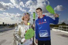 Andy Murray Credits Swingball - Swingball  | Swingball games